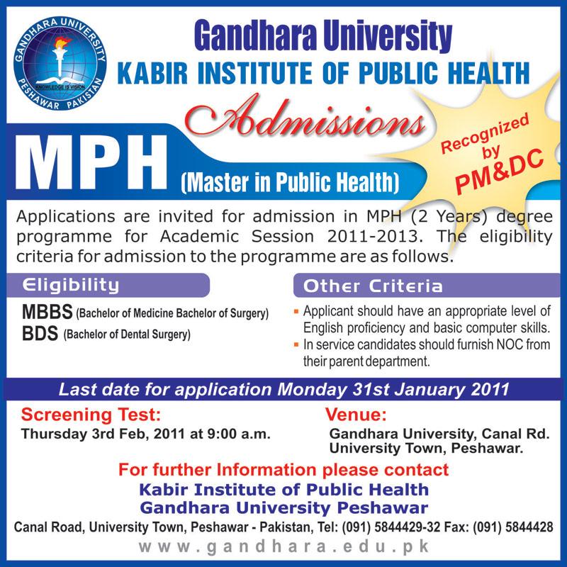 News Centre: Gandhara University Peshawar